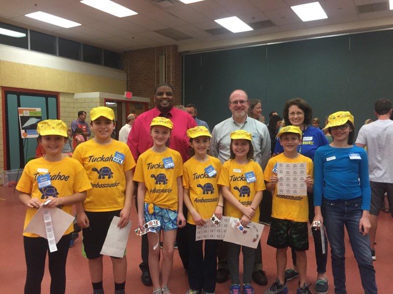 Tuckahoe Ambassadors and Family Science Night