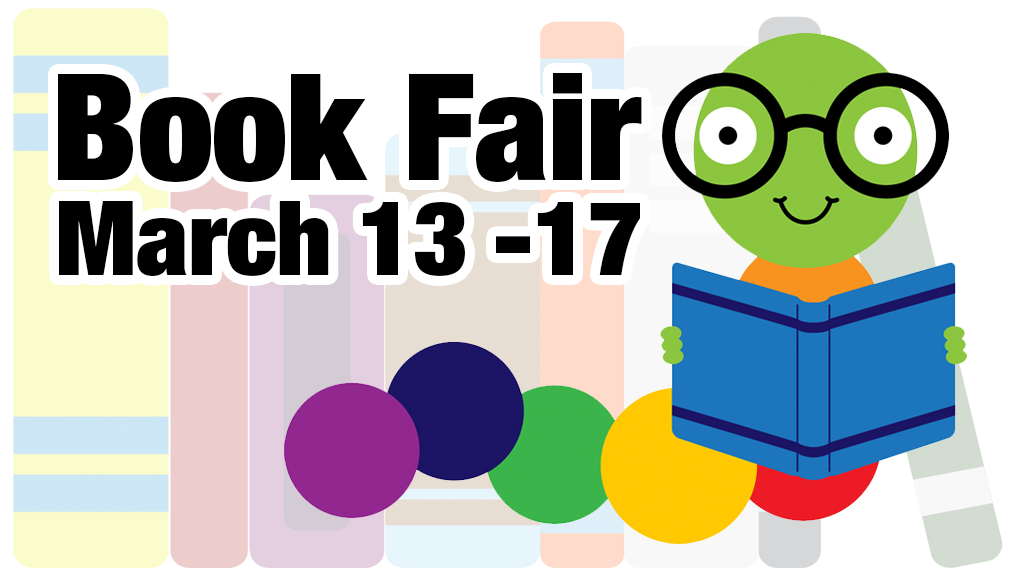 Join us for the Book Fair