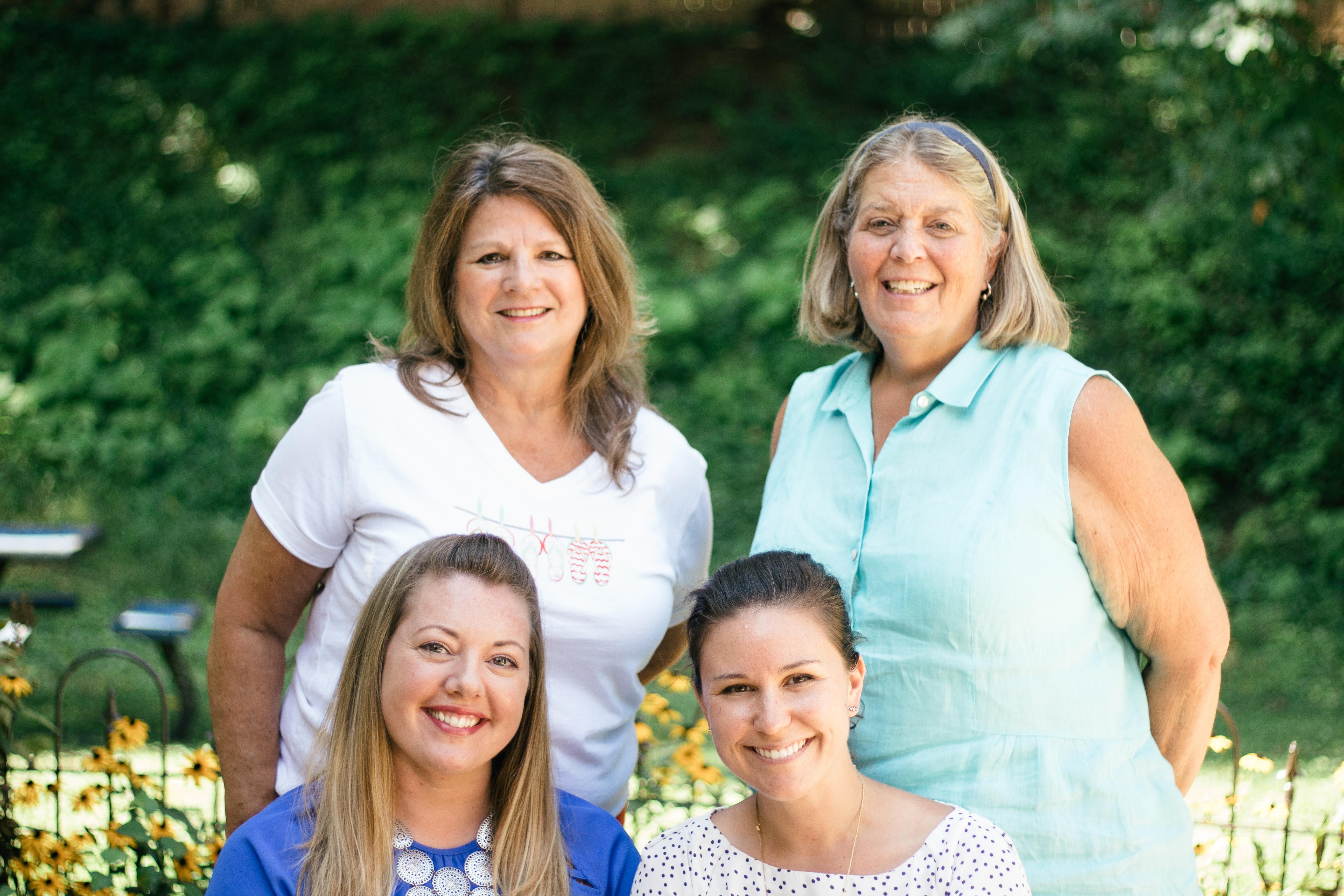 Four Third Grade Teachers