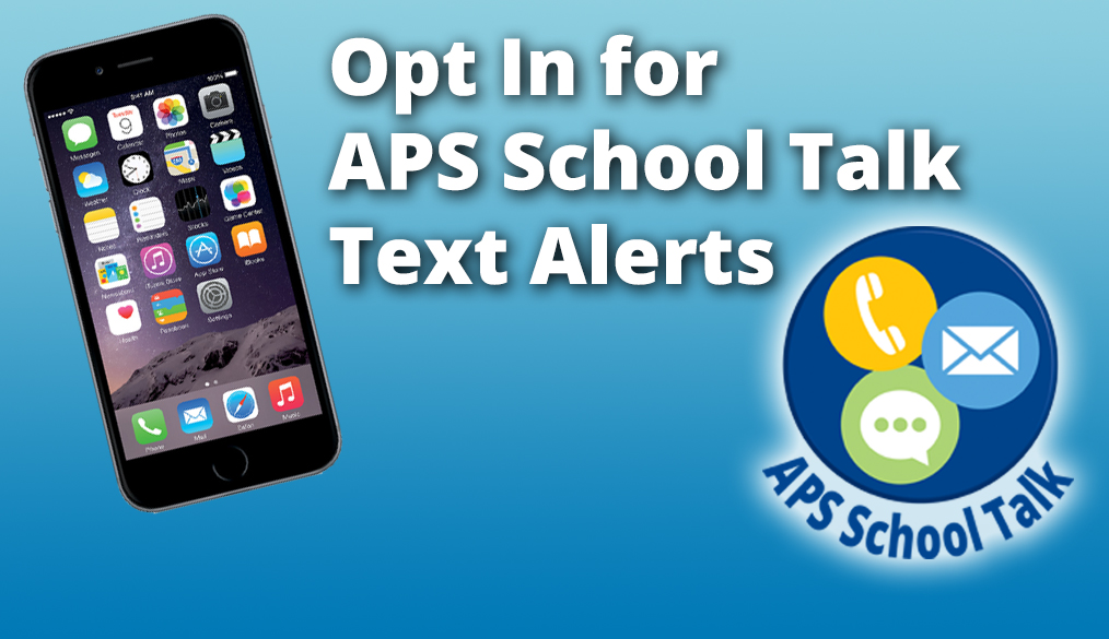 Opt In for Text Alerts