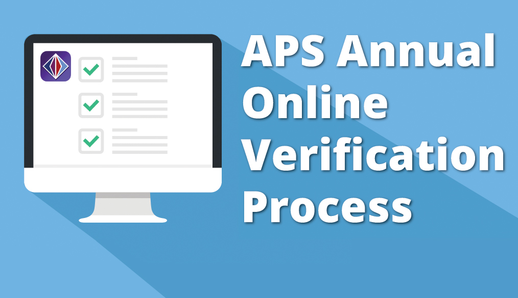 Are you ready for the new Online Verification Process?