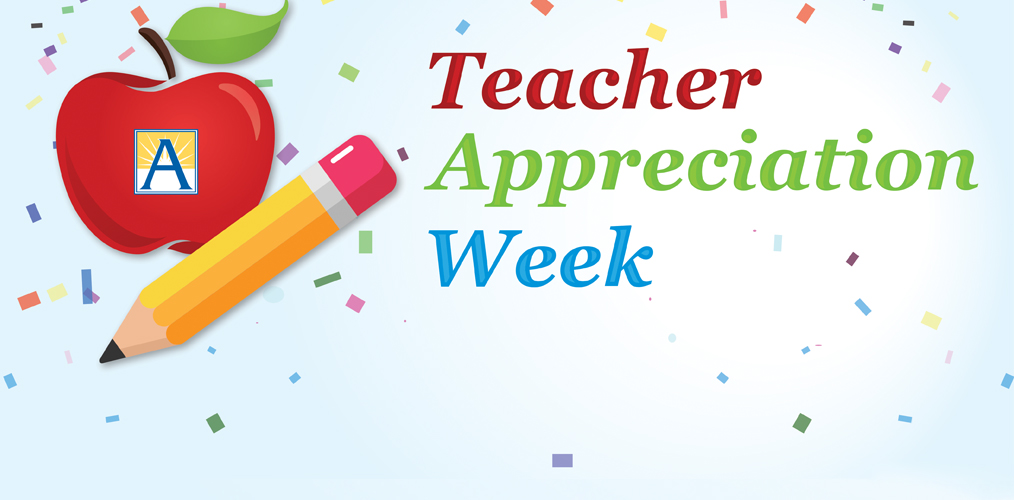We appreciate ALL of our staff!